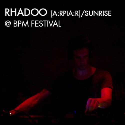 Rhadoo [a:rpia:r] live @BPM Festival 6.01.2013