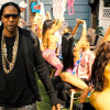 PALM TREES & BLACK LEATHER 2Chainz & Kanye ft Pharrell [Beat. Produced By Promise P]