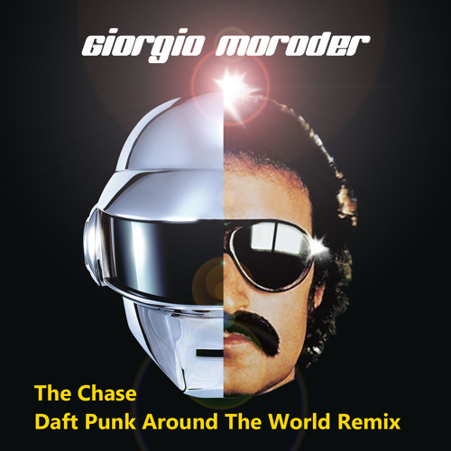 Giorgio Moroder - The Chase (Daft Punk Around The World Remix)