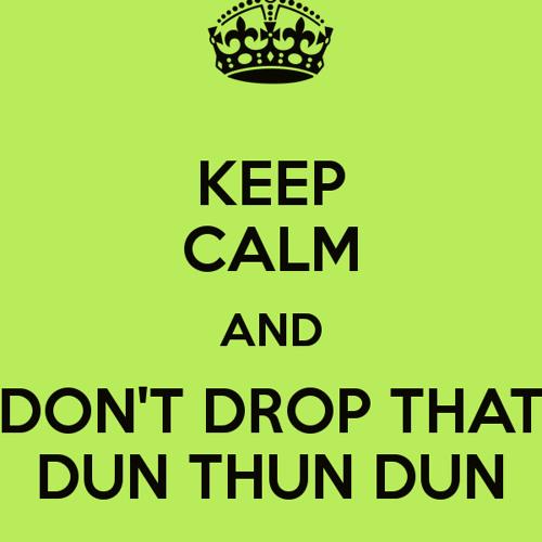 Dropped That Dundanun