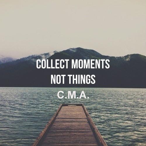 C.M.A. - MOMENTS