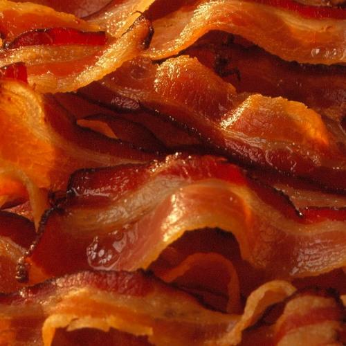 Bacon On My Mind - Cameron Angeli