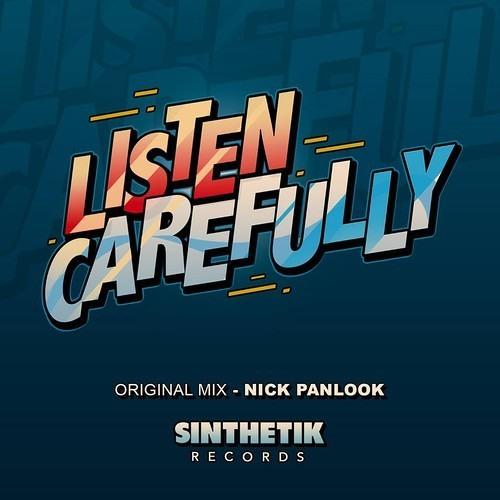 NIKELODEON - Listen Carefully (Original Mix) [Sinthetik Records] Out Now!