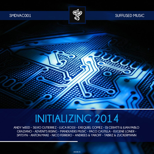SMDVAC001 VA Initializing 2014 [Suffused Music]