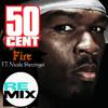 50 Cent Ft. Young Buck & Nicole Sherzinger - Fire --Remix-- (Prod. by BILEN)