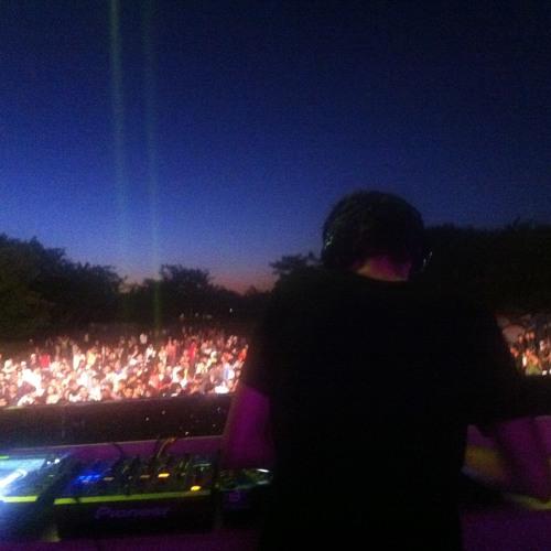 Simon O'Shine recorded live @ Dreamland 2013 (Mexico) [16.11.2013]