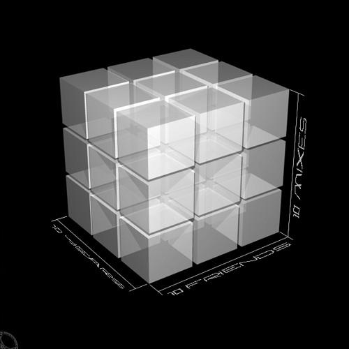10 x 10 x 10 - Maschinen Musik 30 - official preview