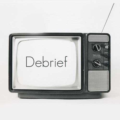 Debrief by Charlie Darker