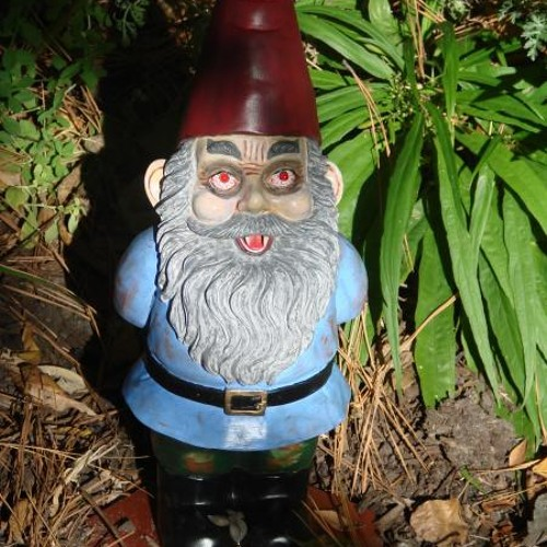 The Sinister Laugh Of An Evil Gnome