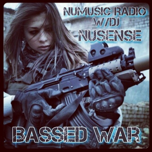 NuMusic Radio 017 #BASSED WAR *FREE DOWNLOAD*