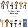 The Doctor Who Quote Song