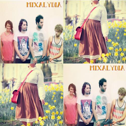 New Sounds! Mixalydia - Mixalydia EP