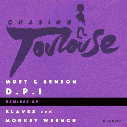 Moet & Benson: D.P.I. (Monkey Wrench Remix)