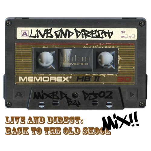 [80's-90's HipHop Classics] Back To The Old Skool Mix