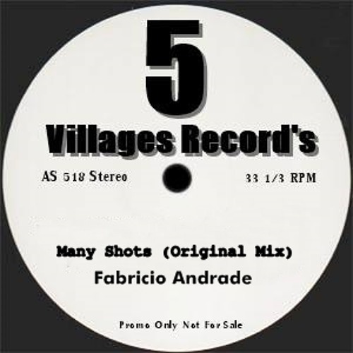 Many Shots (Original Mix) - Fabricio Andrade