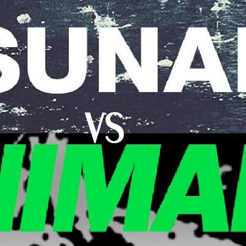Martin Garrix Animals vs Tsunami
