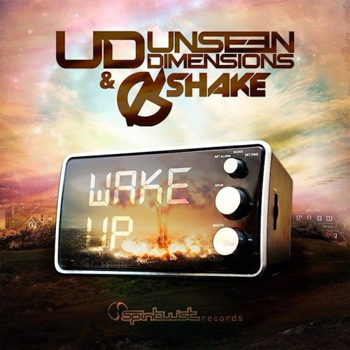 Unseen Dimensions & Shake - Wake Up EP - Preview - Out: 05.12.2013