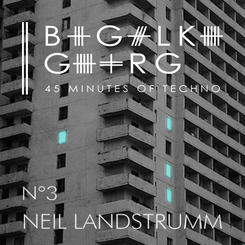 45 Minutes of Techno by Neil Landstrumm