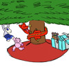 'Sleigh Ride' | Lamby's Silly Christmas Music & Songs for Kids