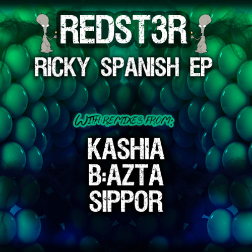 1. Redst3r - Ricky Spanish (Original Mix) (STEMS IN DISCRIPTION)