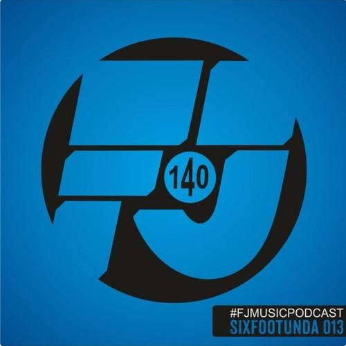 SixFootUnda - Future Jungle Music - Podcast 013