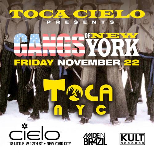 Eddie Cumana - LIVE @ Cielo (New York City, USA) 11/22/13