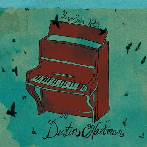 Dustin O'Halloran - Opus #21 (Cover)