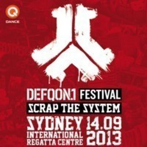 Defqon.1 Australia | BLACK | Mad Dog