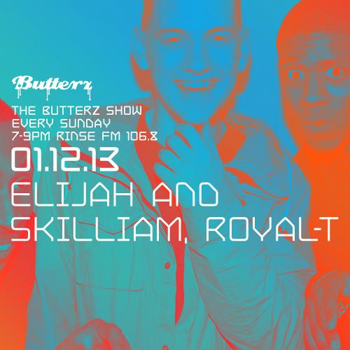 Royal-T, Elijah & Skilliam - Rinse FM 011213