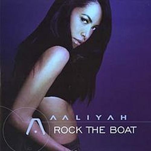 Aaliyah - Rock The Boat ( R.U vibe remix ) FREE DL