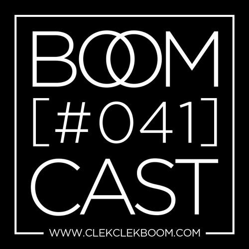 THE BOOMCAST #41 • Coni / Ron Morelli (L.I.E.S., US)