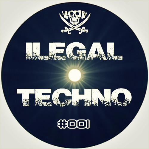 ILEGAL TECHNO PODCAST # 001 - MARCO PARODI