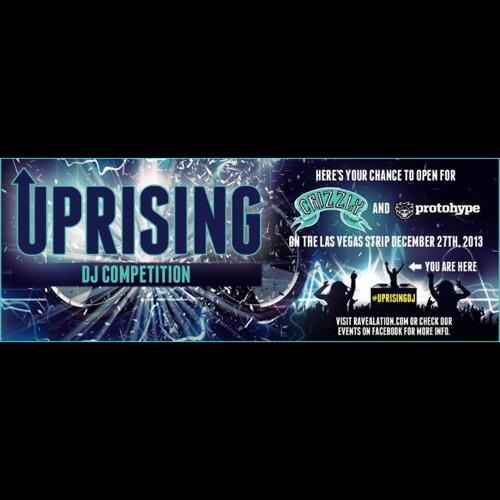 Ravealation DJ Uprising Competition (Martin Jane)
