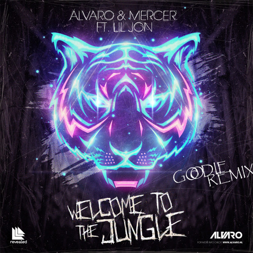 Alvaro & Mercer feat. Lil Jon Welcome To The Jungle [ GOODIE REMIX ]