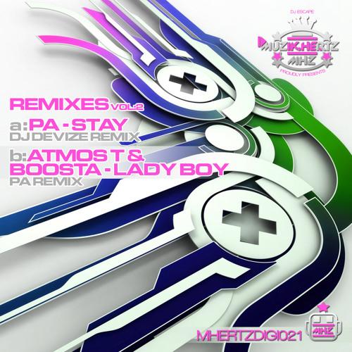 Boosta & Atmos T - Lady Boy ( PA Remix ) - Muzik Hertz Recordings