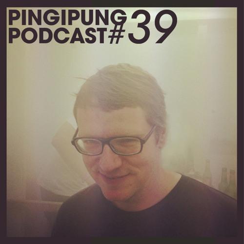 Pingipung Podcast 39: Heiko Gogolin - Kisso Latte
