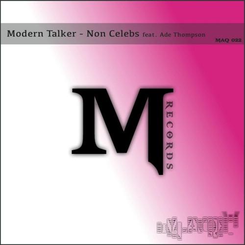 Non Celebs feat. Ade Thompson [TEASER] - MAQ Records