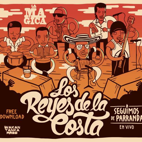 Democracia Los Reyes De La Costa   Seguimos De Parranda   En VIVO  FULL