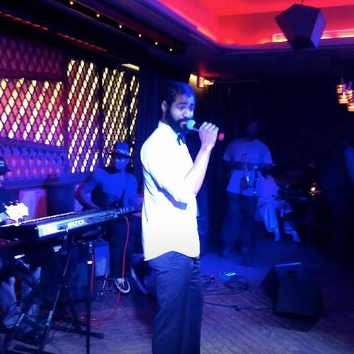 """Sound of Indigo"" Remixes Sinatra Live! @ Ginny's Supperclub-Harlem 6.13.13 11:33pm"