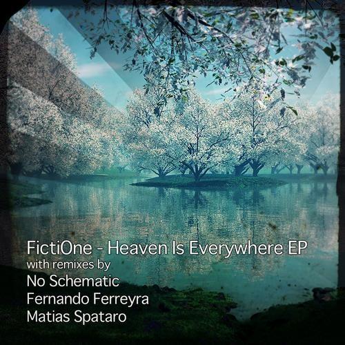 FictiOne - Heaven Is Everywhere (Original mix) [Quadrature] cut