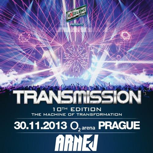 Arnej - Live @ Transmission 2013