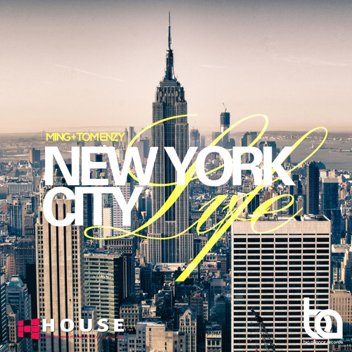 New York City Life by MING & Tom Enzy - House.NET Exclusive
