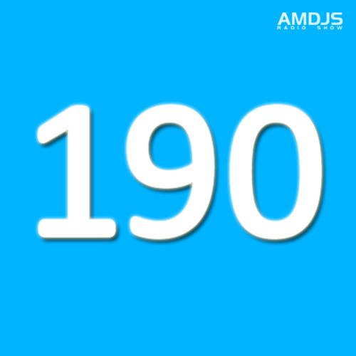AMDJS Radio Show VOL190 (Feodor AllRight & Elena Mechta)
