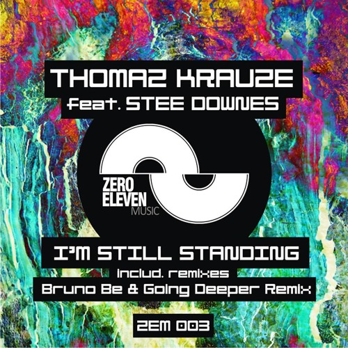 "Thomaz Krauze feat. Stee Downes - I""m Still Standing (Going Deeper Remix) OUT NOW!"