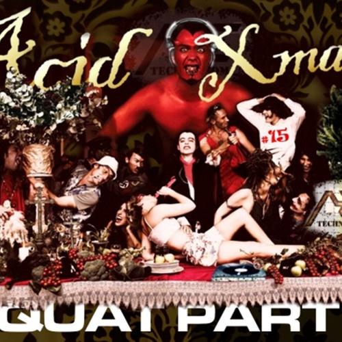 ACID XmAS 2007  squat party @ DCEUFPR by coletivo acid eaters techno por diversão