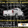 DILDAY AUTOMOTIVE AND MARINE 98.9 THE ROCK EXHAUST GIVEAWAY