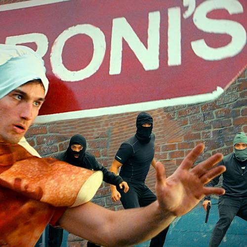 Sign Spinner Ninja
