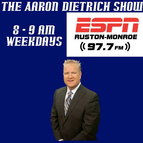 Aaron Dietrich Show Dec 4 Wed