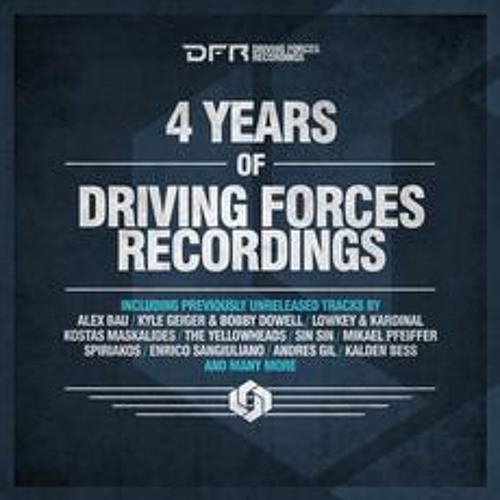 "M.I.D.I. - Dirty Garden (Original Mix) ""Driving Forces Records"""