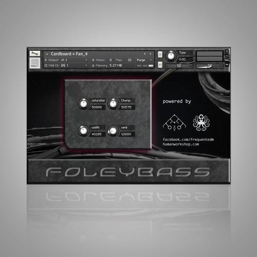 Foley Bass Machine free download